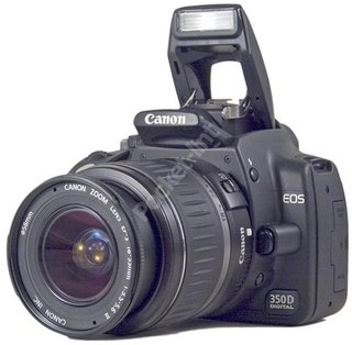 Canon 350D Digital SLR