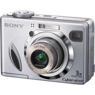 Sony DSC-W7 Digital Camera