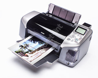 Epson Stylus Photo R320 Desktop Printer