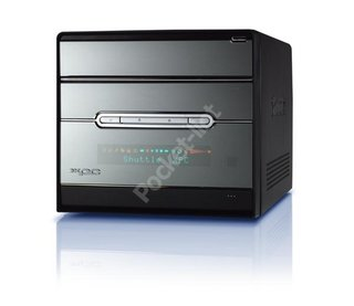 Shuttle G5 8300 Media Center PC