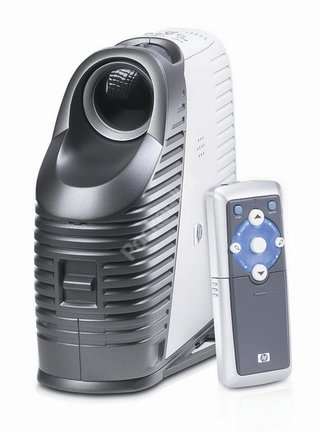HP MP3135w projector