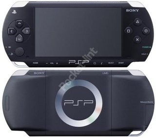 Sony PSP handheld console