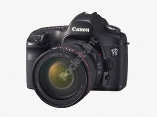 Canon EOS 5D - FIRST LOOK
