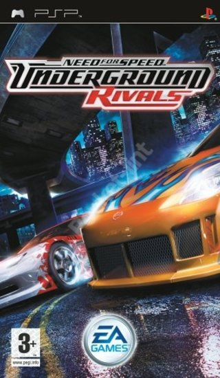 Need for Speed Rivals - PSP
