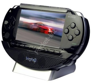 Logic 3 Sound Grip - PSP