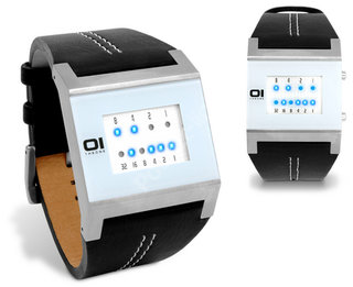Square Binary Watch