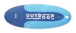 PNY Outdoor Attache USB 2.0 Key 1Gb