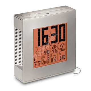 Oregon Scientific STARK Music Medium Clock