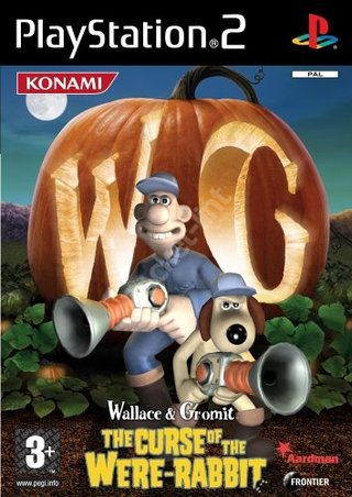 Wallace and Gromit - The Curse of the Were Rabbit - PS2