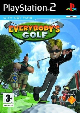 Everybodys Golf - PS2