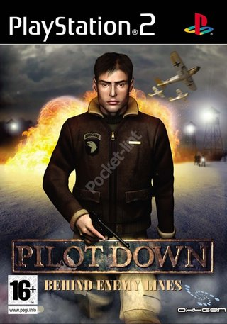 Pilot Down: Behind Enemy Lines - PS2