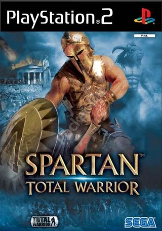 Spartan Total Warrior - PS2
