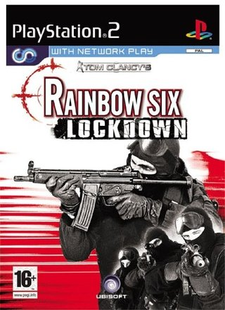 Tom Clancy's Rainbow Six Lockdown - PS2
