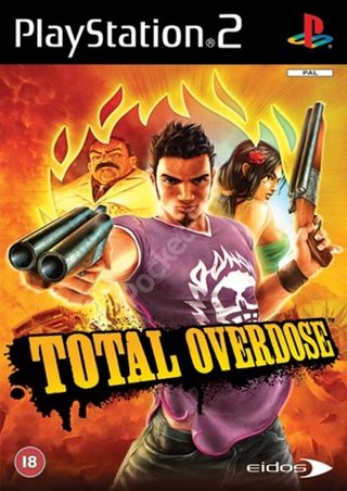 Total Overdose - PS2