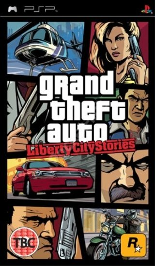 Grand Theft Auto (GTA) Liberty City Stories - PSP