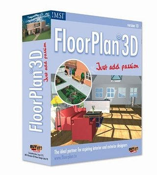 FloorPlan 3D v10 Standard - PC