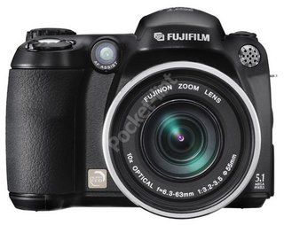 Fuji FinePix S5600 digital camera