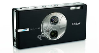 Kodak V570 dual lens digital camera - EXCLUSIVE