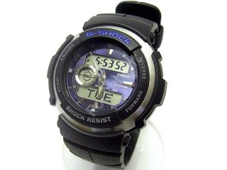 Casio G-300L watch