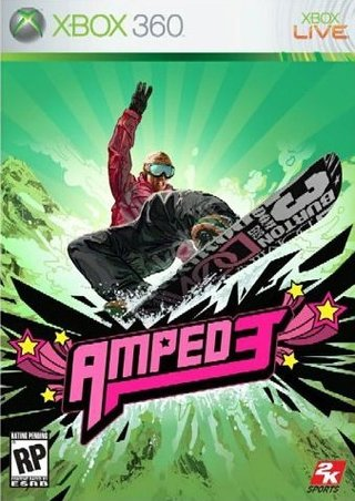 Amped 3 - Xbox360