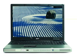 Acer Aspire 9504WSMi notebook