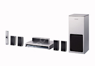 Sony DAR-RH1000 home cinema system