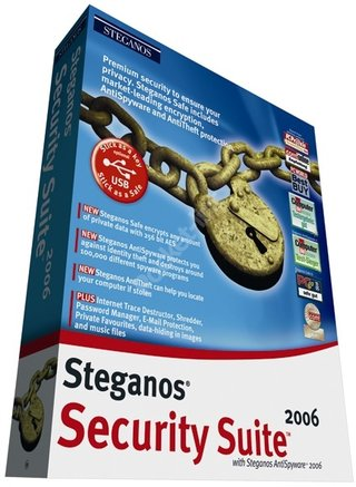 Steganos Security Suite