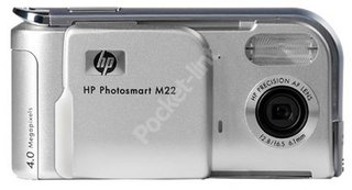 HP PhotoSmart M22 digital camera