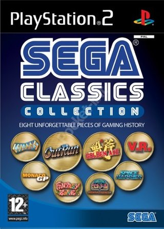 Sega Classics Collection - PS2