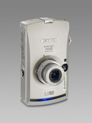 Canon Digital IXUS Wireless digital camera