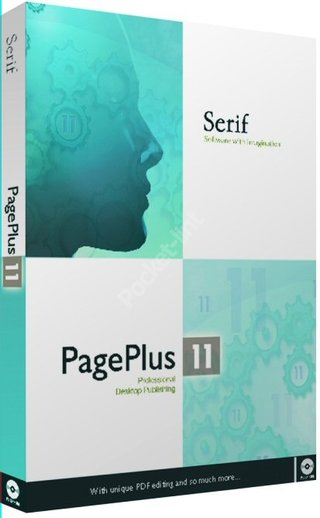 Serif Pageplus 11 desktop publishing