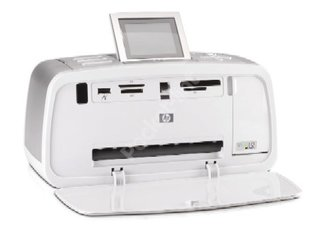 HP Photosmart 475 photo printer