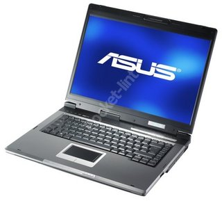 ASUS A6J notebook