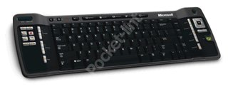 Microsoft Remote Keyboard for Windows XP Media Center Edition
