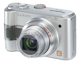 Panasonic Lumix DMC LZ5 digital camera
