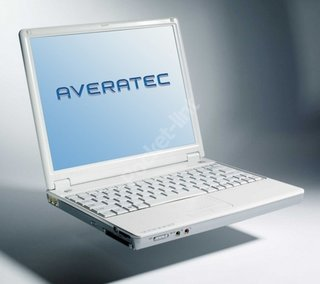 Averatec 3715 notebook