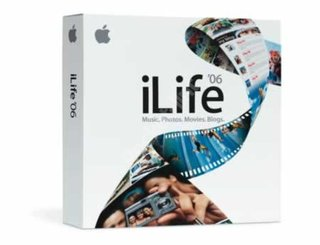 Apple iLife 06 including iPhoto, iMovie HD, iDVD, GarageBand and iWeb review