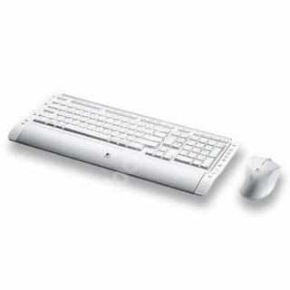Logitech S530 Mac Cordless Desktop keyboard set