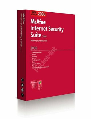 McAfee Internet Security Suite 2006 - PC