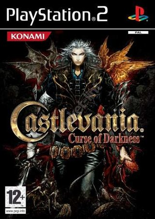 Castlevania Curse of Darkness - PS2