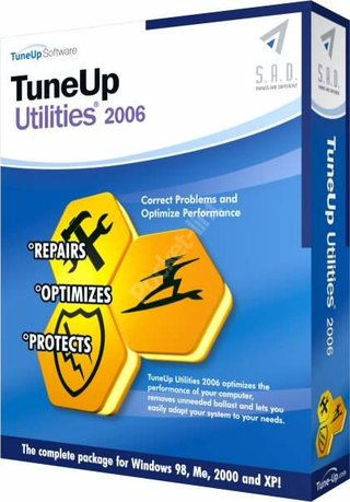 S.A.D. TuneUp Utilities 2006