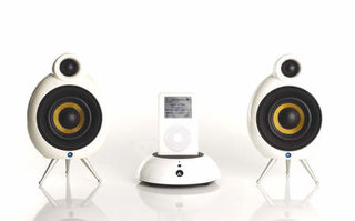 Scandyna the dock iPod speaker system