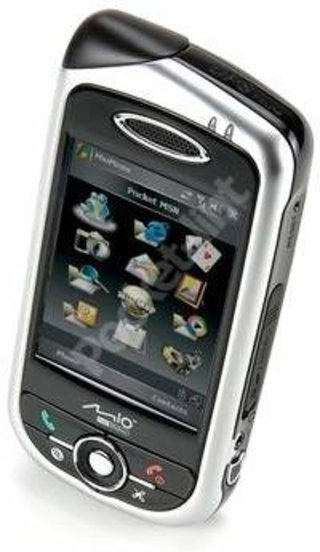 Mio A701 GPS mobile phone