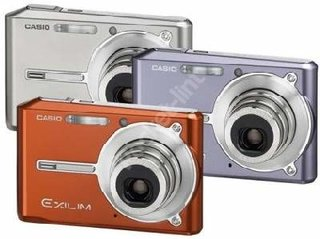Casio Exilim Card EX-S600 digital camera