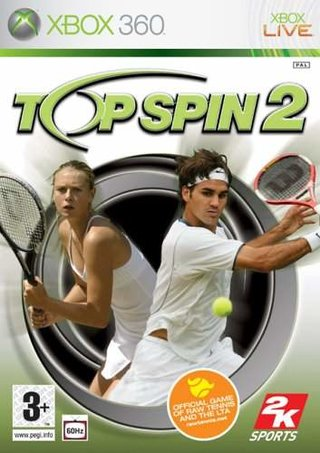 Top Spin 2 - Xbox360
