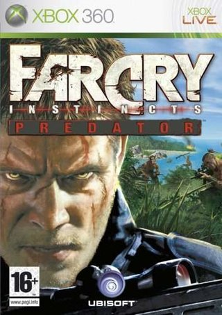 Far Cry Instincts Predator - Xbox360