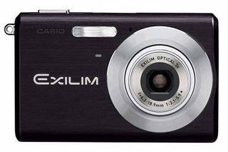 Casio Exilim Zoom EX-Z60 digital camera