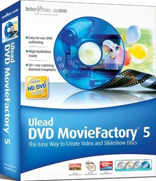 Ulead Movie Factory 5