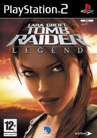 Lara Croft Tomb Raider: Legend - PS2