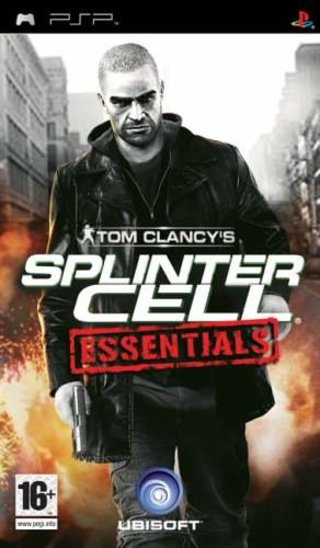 Tom Clancy's Splinter Cell Essentials - PSP